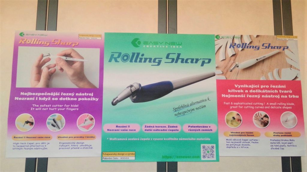 ROLLING SHARP – VELETRH v Praze - eznewer.com
